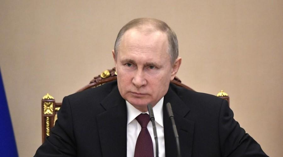 По словам президента РФ, выполнение майского указа потребует около 8 трлн. рублей, а не 10 трлн., как он предполагал раньше